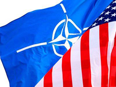<figcaption>NATO receives 75% of its funding from the US. Basically, it IS NATO.</figcaption>
