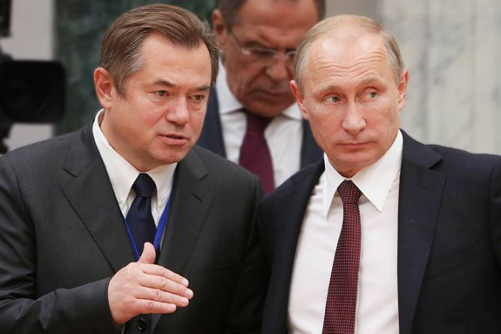 <figcaption>Glazyev - he wants to make Russia independent of US financial control</figcaption>