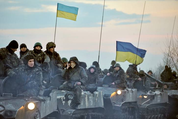 <figcaption>Ukraine: The War Must Go On?</figcaption>