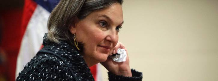 <figcaption>Victoria Nuland: A clear opinion on what needs to be done in Ukraine</figcaption>