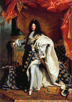 <figcaption>Louis XIV was not a bystander in his own government, and neither is Putin</figcaption>