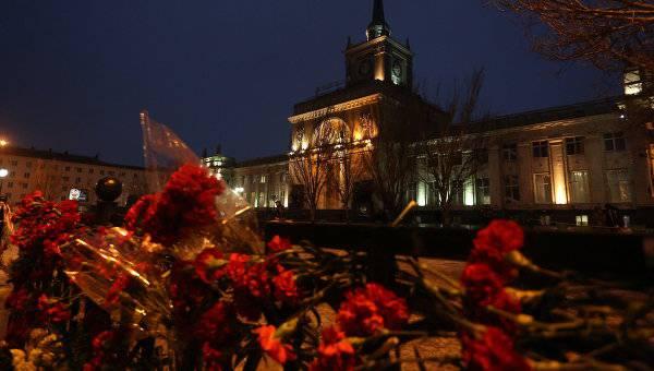 <figcaption> Russia had its share of terrorist attacks. Volgograd, December 2013</figcaption>