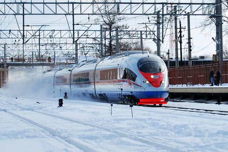 <figcaption>The total cost of the Moscow-Kazan high-speed railway line is estimated at $16.8 billion. Source: Lori / Legion Media</figcaption>