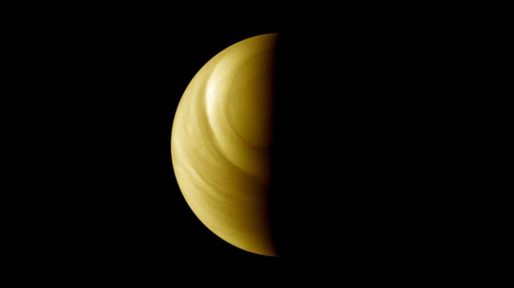 <figcaption>The Soviet Union sent missions to Venus from 1961 to 1984, first landing there in December 1970. In fact, this was the very first time that the human race had ever landed on another planet. Photo: Venus Source: ESA</figcaption>