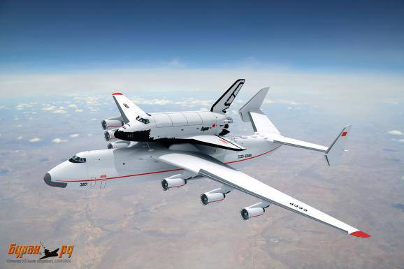 <figcaption>Soviet designed and produced in Ukraine An-225 Mriya is the world's largest cargo aircraft</figcaption>