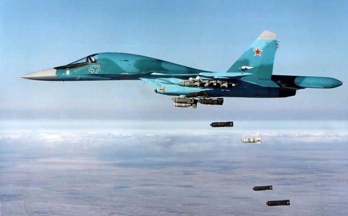 Payback: Russian Airstrikes Pound Erdogan's 'Rebels' Near Turkish-Syrian Border