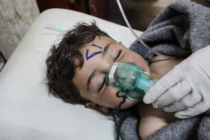 The only people who do not want to see Assad go, besides the Russians and the Iranians, are the Syrian people themselves