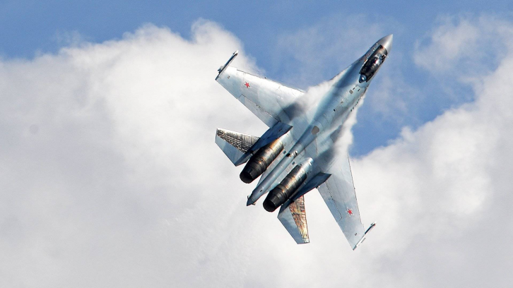 The titillating Su-35