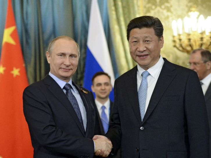 <figcaption>More sanctions would only strengthen Moscow's long-term strategic partnership with Beijing</figcaption>