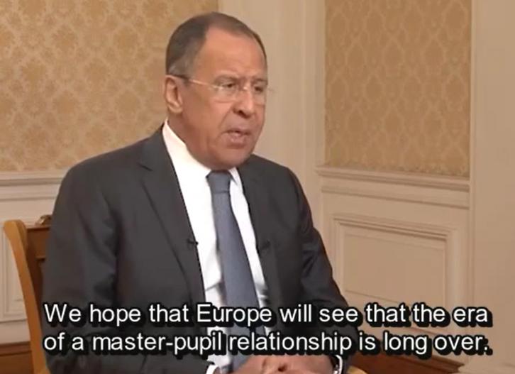<figcaption>Preach it, Lavrov</figcaption>