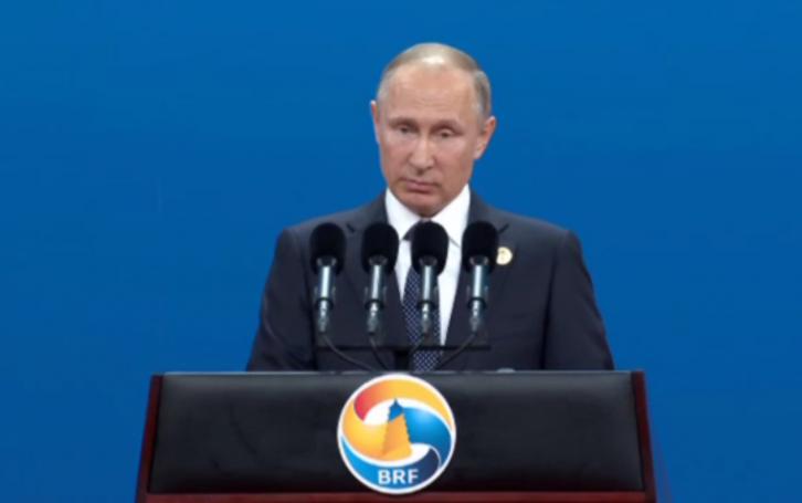 <figcaption>The future belongs to Eurasia</figcaption>