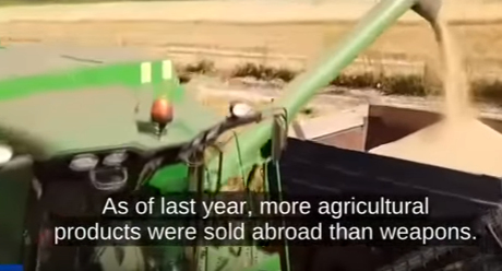 <figcaption>Agriculture is booming</figcaption>