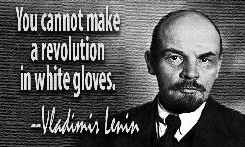 lenin hated russia and tortured her people