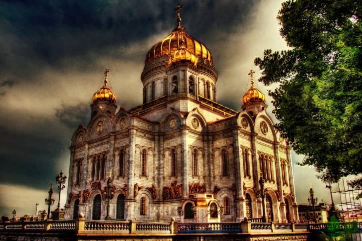 Russian Church Focused On