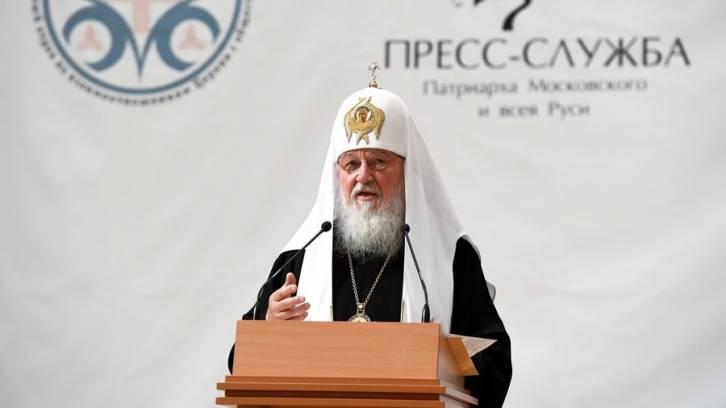 <figcaption>Patriarch Kirill. © Sputnik / Sergey Pyatakov</figcaption>