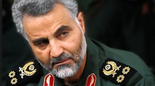 <figcaption>General Qasem Soleimani</figcaption>