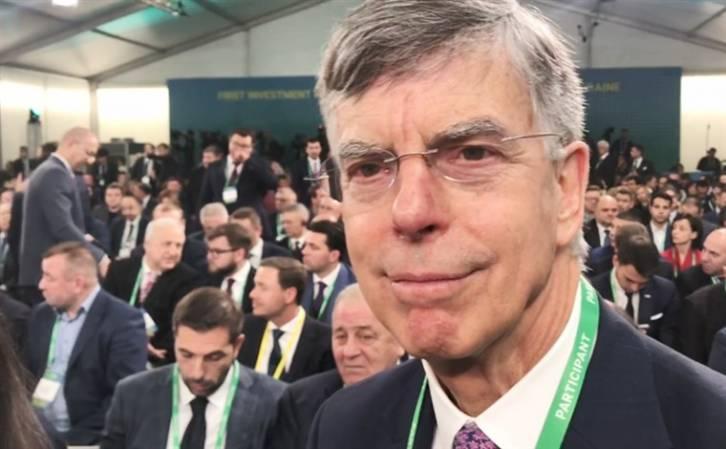 <figcaption>Ambassador Bill Taylor has a classic case of Cuck face</figcaption>