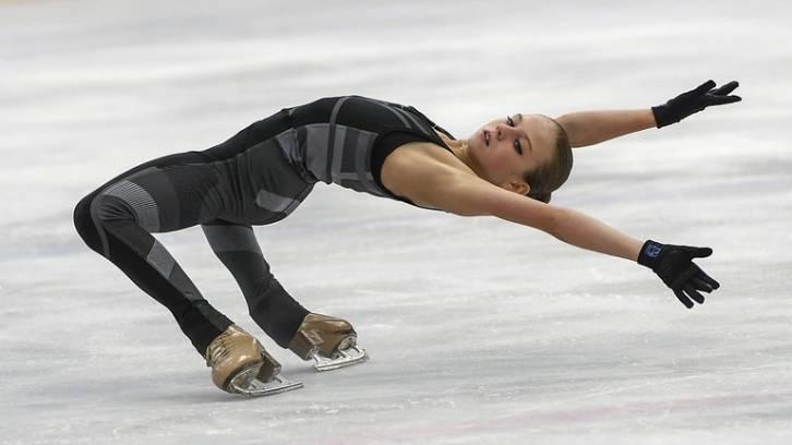 <figcaption>Alexandra Trusova © Sputnik / Vladimir Pesnya</figcaption>