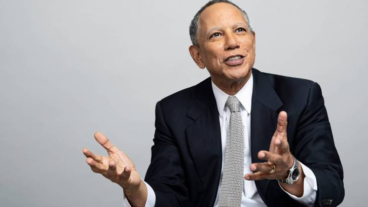 <figcaption>The New York Times' Liar-in-Chief, Managing Editor Dean Baquet</figcaption>