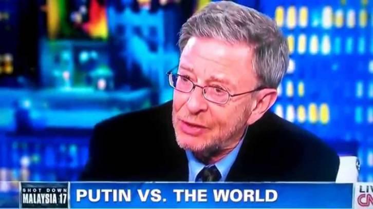 <figcaption>Professor Stephen Cohen</figcaption>