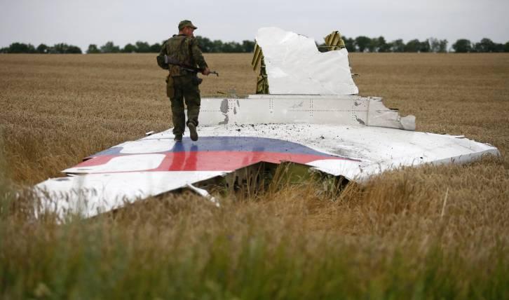 <figcaption>Создается ощущение, что статью о гибели MH17 писали в штаб-квартире ЦРУ</figcaption>