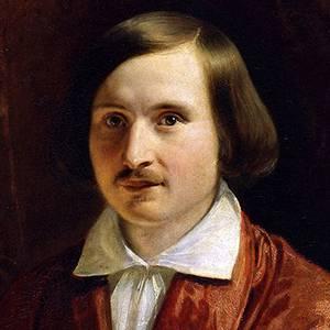 <figcaption>Nikolai Gogol</figcaption>