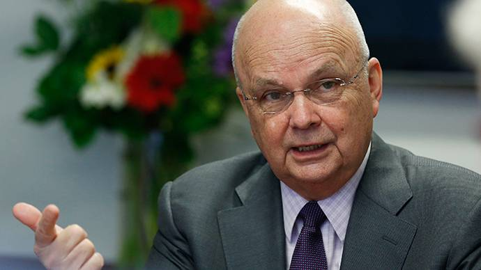 <figcaption>Former NSA/CIA Director Michael Hayden</figcaption>