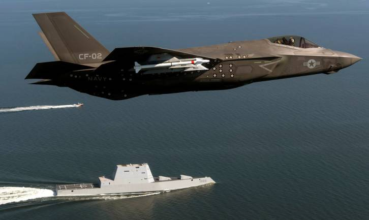 <figcaption>LCS and the F-35 are just two of the duds</figcaption>