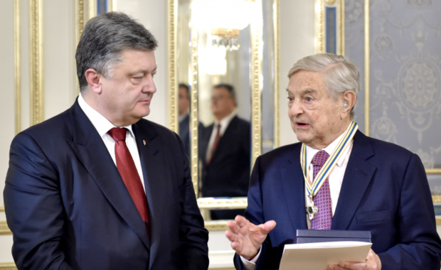 Documents Show Soros Ran US Foreign Policy on Post-Coup Ukraine