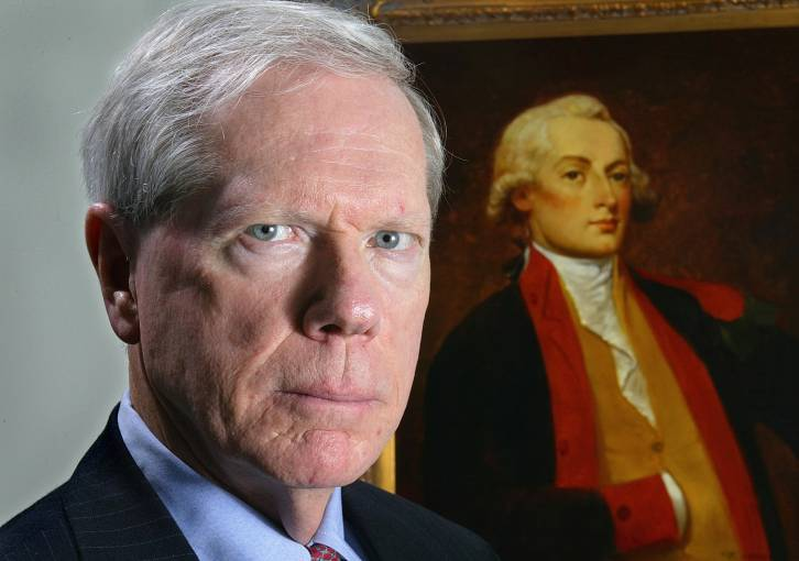 <figcaption>Former senior US government official Paul Craig Roberts</figcaption>