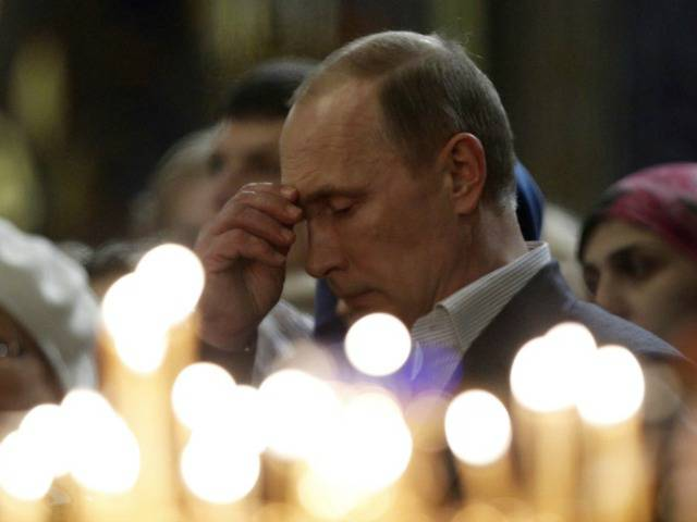 <figcaption>Russia is the last major world power defending Christianity</figcaption>
