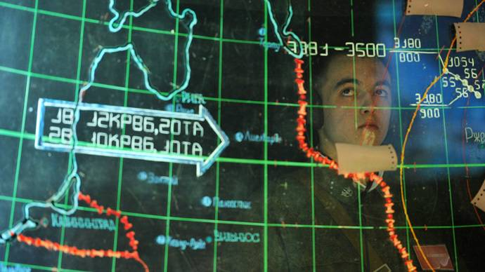 <figcaption>Russia's space defense troops spot foreign spying satellites   Photo: Grigoriy Sisoev, RIA Novosti</figcaption>