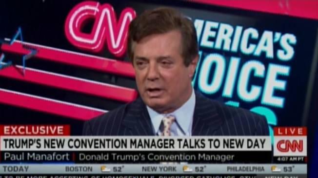 """<figcaption>""""Manafort put the good of Donald Trump and his campaign first. That's a real Pro.""""</figcaption>"""
