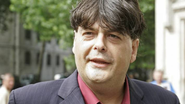<figcaption>Shayler is a longtime whistleblower who has been demonized by the British press</figcaption>