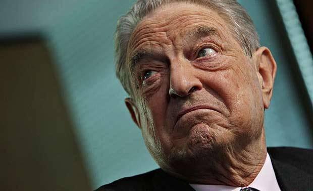 "Ukraine:Ripe for Soros-style ""investment"""