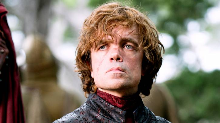 "<figcaption>With Tyrion Lannister as ""Li'l Marko""</figcaption>"