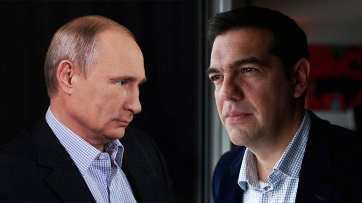 <figcaption>Putin and Tsipras, meeting next week</figcaption>