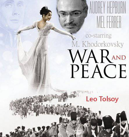 <figcaption>Mikhail Khodorkovsky in War and Peace - Right</figcaption>