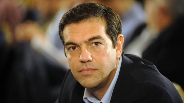 Greece's Alexis Tsipras