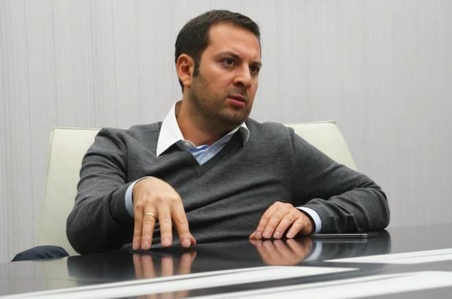 <figcaption>Cherkizovo CEO Sergei Mikhailov</figcaption>