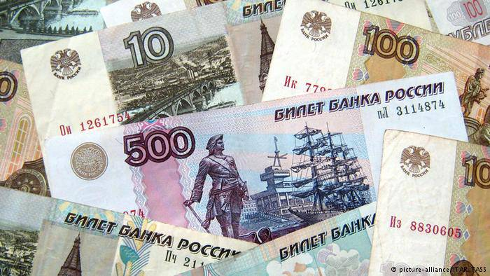 <figcaption>The ruble has recovered 16 percent in 2015, and more than 55 percent since December 16</figcaption>