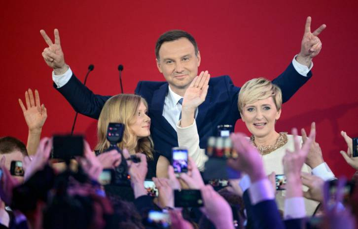 <figcaption>Will Poland become more critical of Kiev?</figcaption>