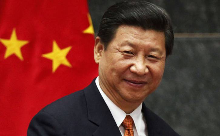 <figcaption>The West has no answer for Xi Jinping</figcaption>