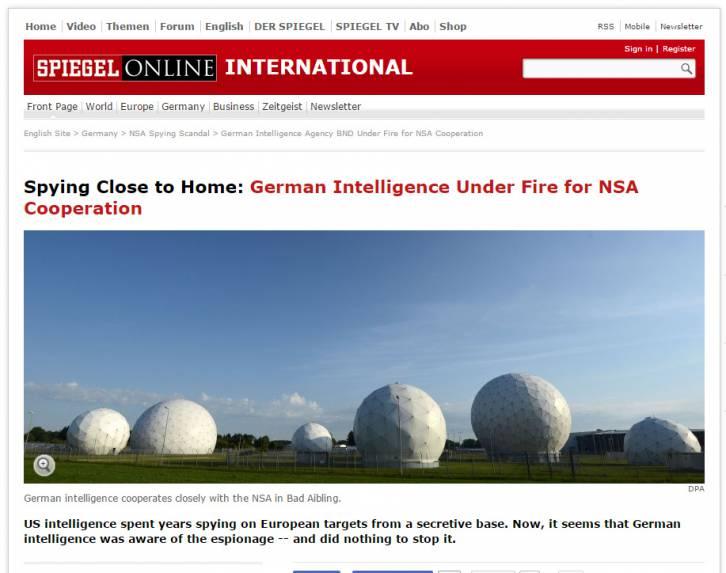<figcaption>Front page Spiegel Online International 4/24</figcaption>