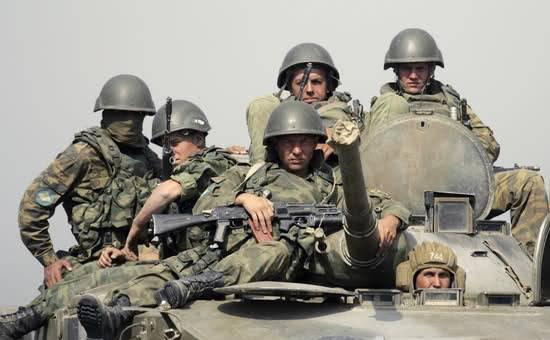 <figcaption>Russlands Luftlandetruppen – Moskaus schnelle Eingreiftruppe</figcaption>