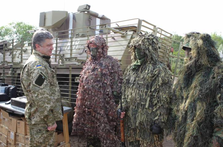 """<figcaption>""""It seems that war is inherent in the social nature of this Ukrainian regime, and lasting peace will be established only when a new leadership takes power in Kiev""""</figcaption>"""