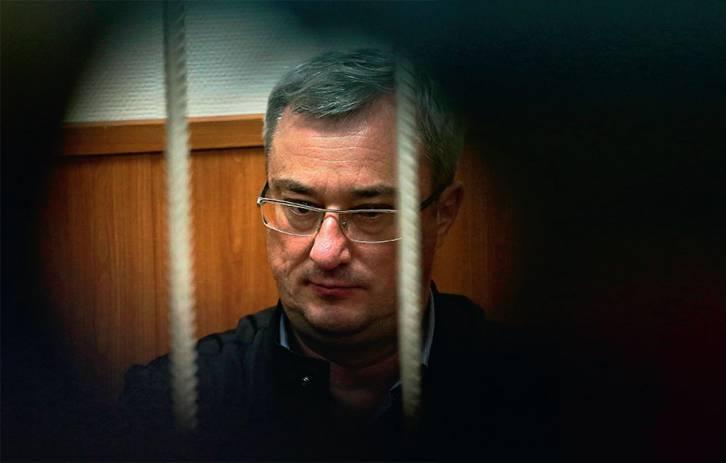 <figcaption>Komi Republic Governor Vyacheslav Gaizer was arrested on suspicion of bribery and fraud</figcaption>