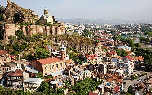 Georgia Tourism Country Georgia Tourism Hit as Russian