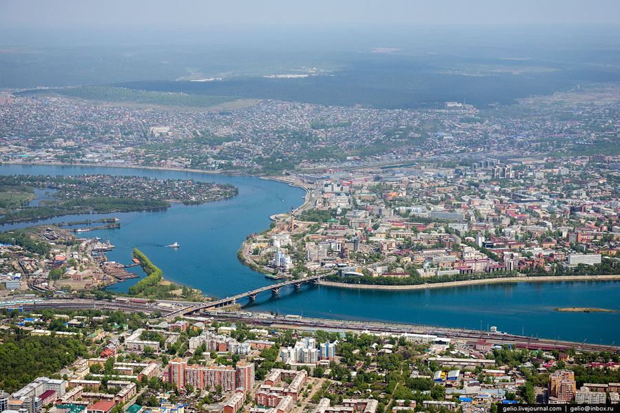 Irkutsk Russia  city pictures gallery : The Russian Chinese free economic zone will be created in Irkutsk ...
