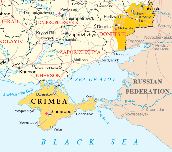 Donbass nhận khí đốt, dùng đồng Ruble Nga: Lời tạm biệt Kiev?